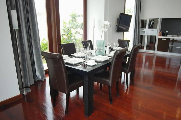 C151 Smart Villas at Seminyak - Ruang makan