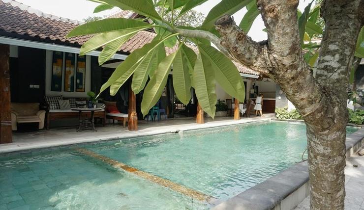 Villa Dende Lombok - Pool