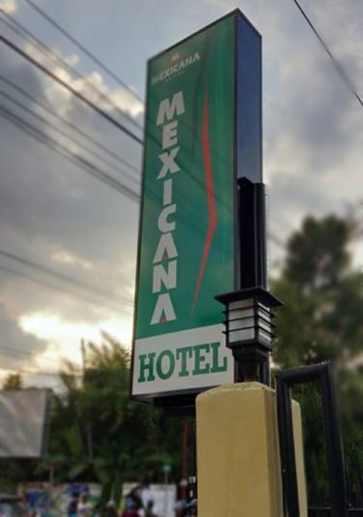 Mexicana Hotel Jambi - Exterior