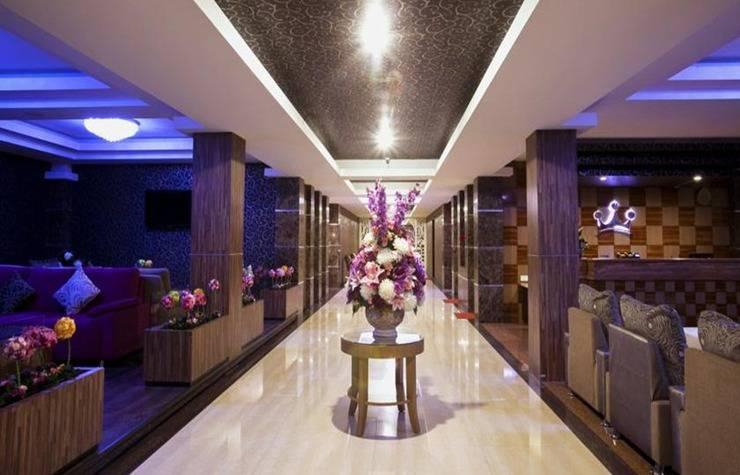 Princess Keisha Hotel & Convention Bali - Lobi