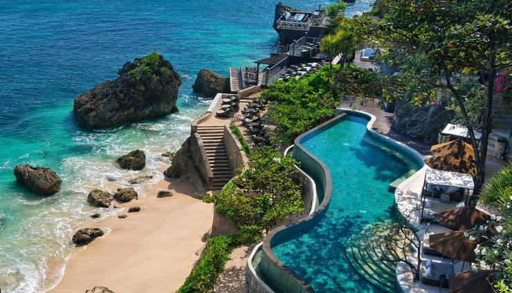 AYANA Resort and Spa, BALI - Ocean Beach Pool