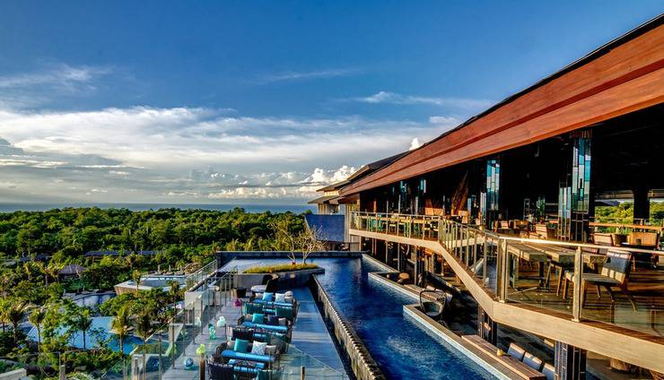 AYANA Resort and Spa, BALI - UNIQUE Rooftop
