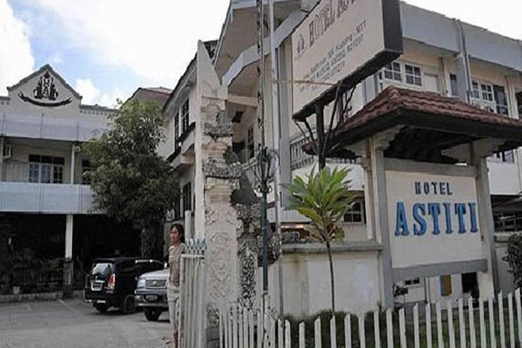 Hotel Astiti Kupang - Tampilan Luar Hotel