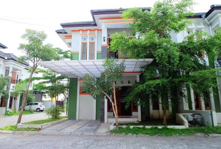 Simply Homy Guest House UMY Yogyakarta - Exterior