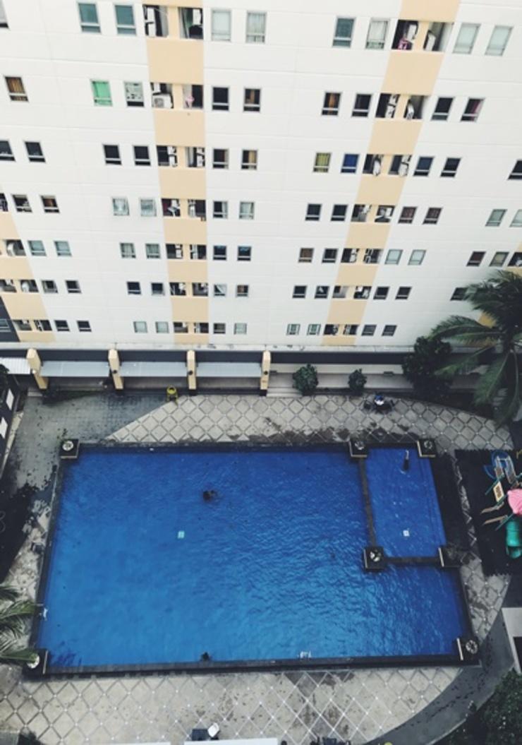 Apartemen Puncak Permai Tower A Surabaya - Exterior