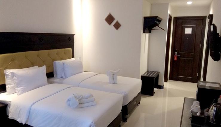 Same Hotel Lombok Lombok - Bedroom