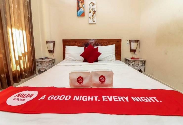 NIDA Rooms Polonia 25X Kuta Bali - Kamar tamu