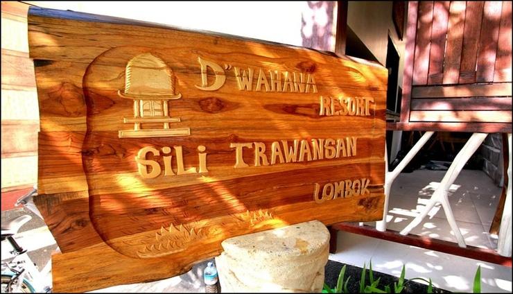 D'Wahana Resort Lombok - exterior