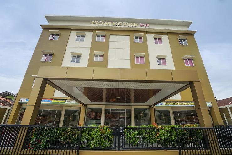 OYO 536 Homestay 82 Syariah Palembang - Facade