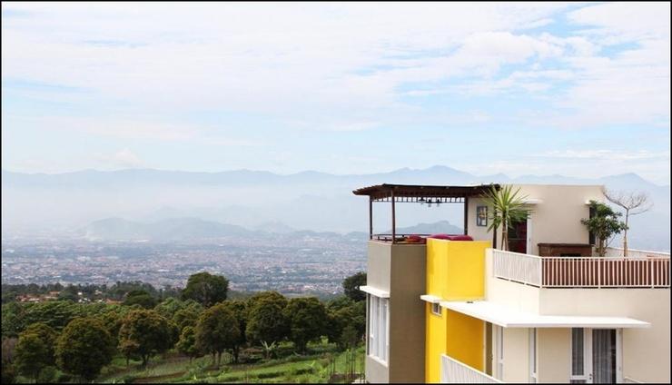 Valle Verde Villas Bandung - exterior