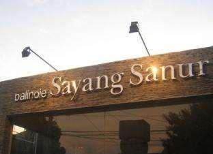 Sayang Sanur Terrace Bali -