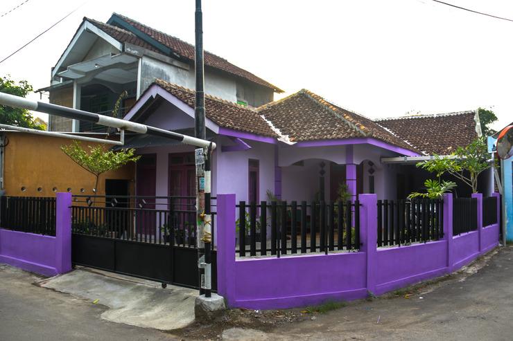 Oriana Homestay Near Alun Alun Kidul Yogyakarta - tampilan depan
