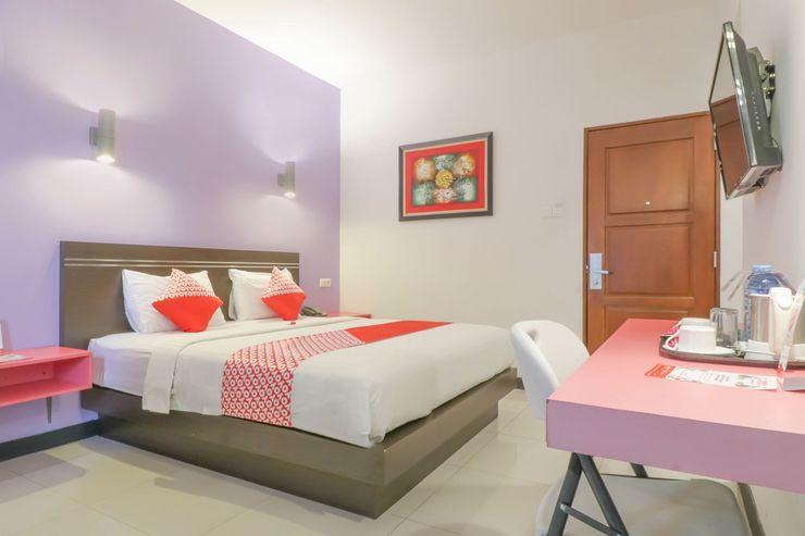 OYO 1675 Fortune Hotel Lombok - Bedroom