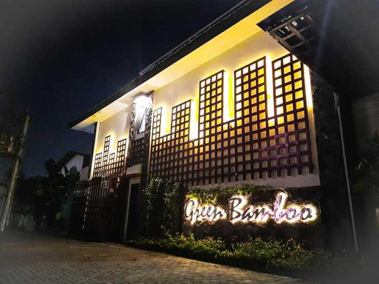 Green Bamboo Residence Jakarta - Facade