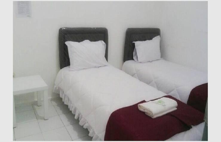 NIDA Rooms Sidoarjo Letjen Sutoyo - Kamar tidur