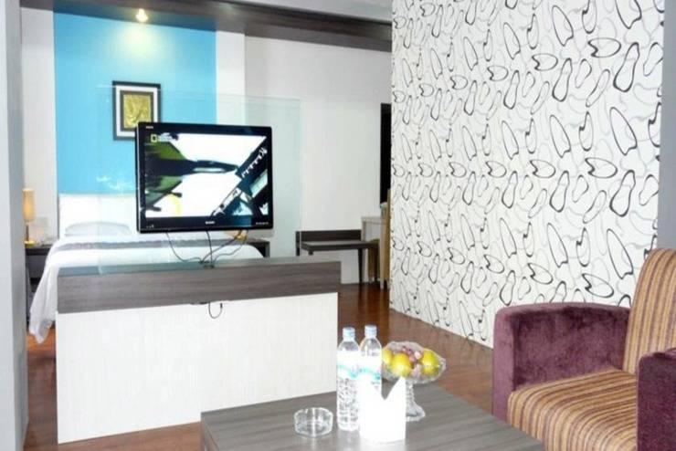Hotel Victoria River View Banjarmasin - Kamar tamu