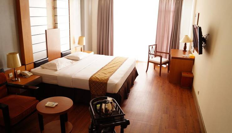 Hotel Victoria River View Banjarmasin - KAMAR EXECUTIVE