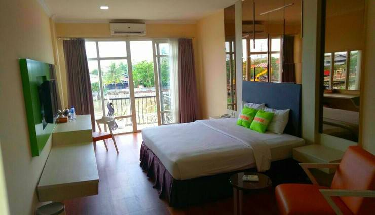 Hotel Victoria River View Banjarmasin - Executive Room
