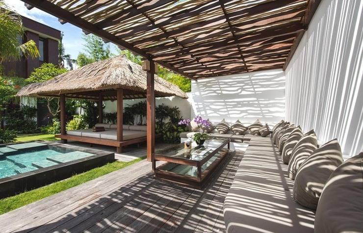 Villa Anam Bali - Ruang tamu