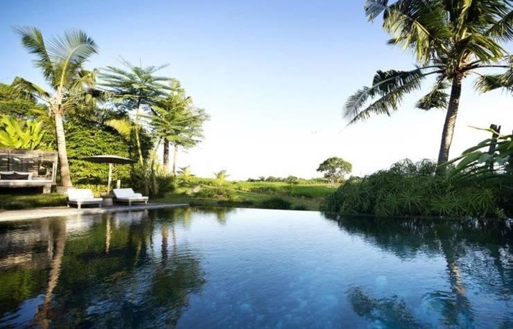 Kalapa Resort Spa Canggu Bali - Kolam Renang