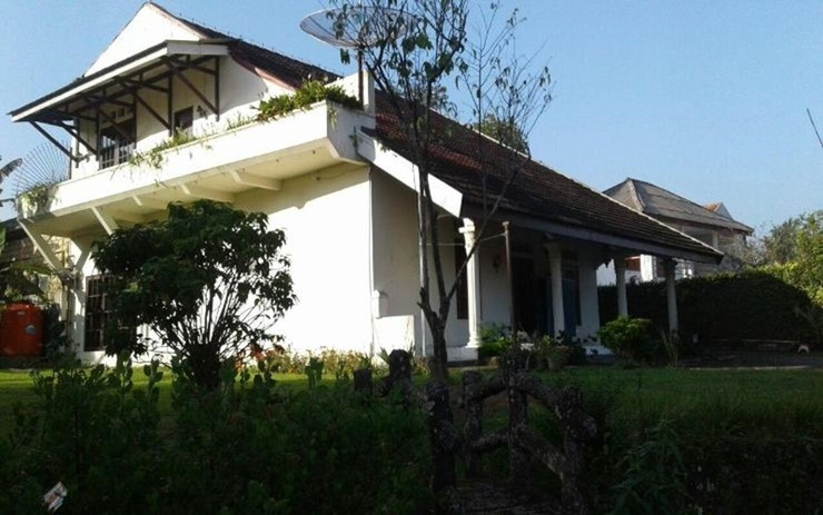 Villa Sidoramai Puncak - Exterior