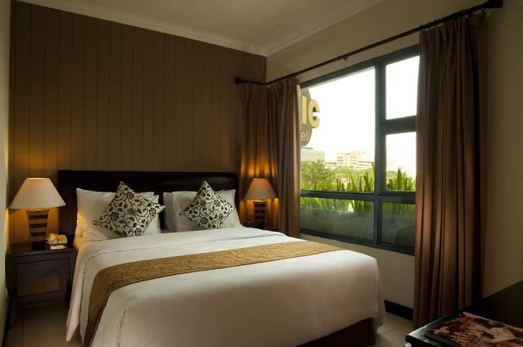 Grand Tropic Jakarta - Guestroom