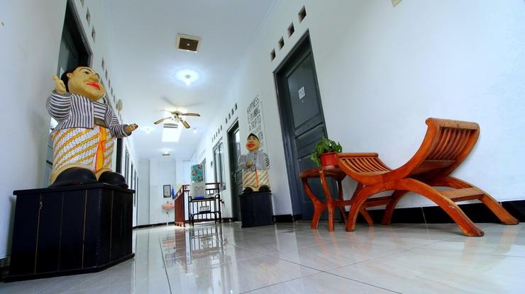 D'Java Homestay Unit Prawirotaman Jogja - Interior
