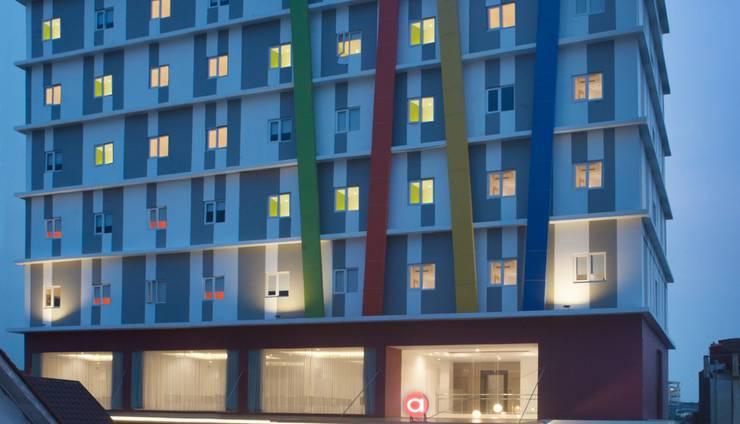 Amaris Hotel Serang - Hotel tampak depan