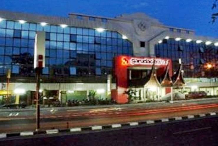 Garuda Citra Hotel - Tampilan Luar Hotel