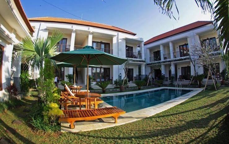 Canggu Bona Kubu Guest House Bali - pemandangan