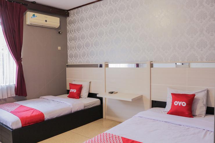 OYO 1710 Hotel Budi Famili 2 Syariah Ciamis - Standard Twin Room