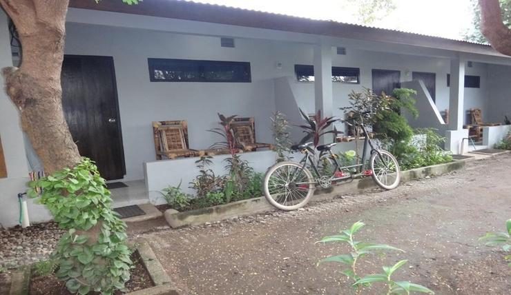 Mbah Mek Trawangan Homestay Lombok - Exterior