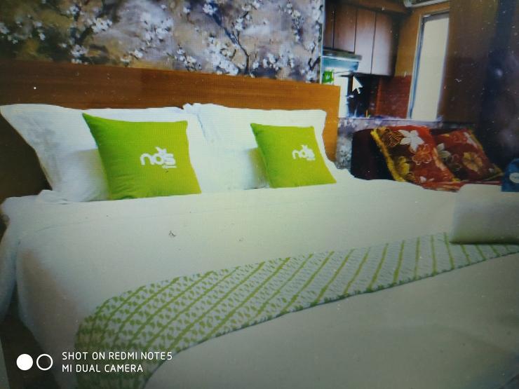 Nos Room at Basurra City Jakarta - room