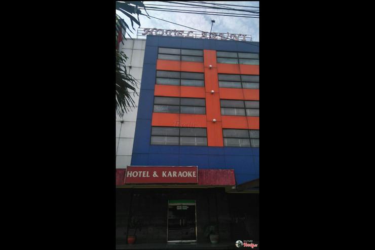 Aruni Hotel Jakarta - Exterior
