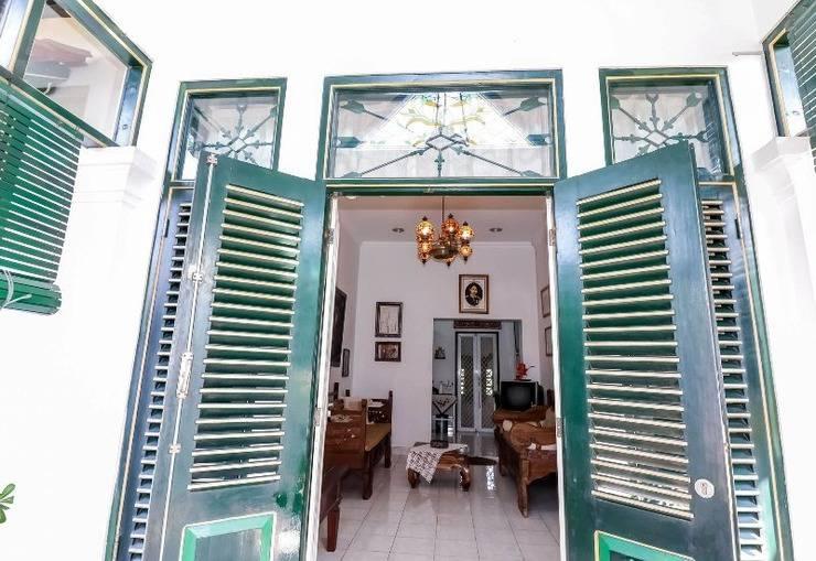 NIDA Rooms Pisang 83B Depok Sleman Jogja - Pemandangan Area