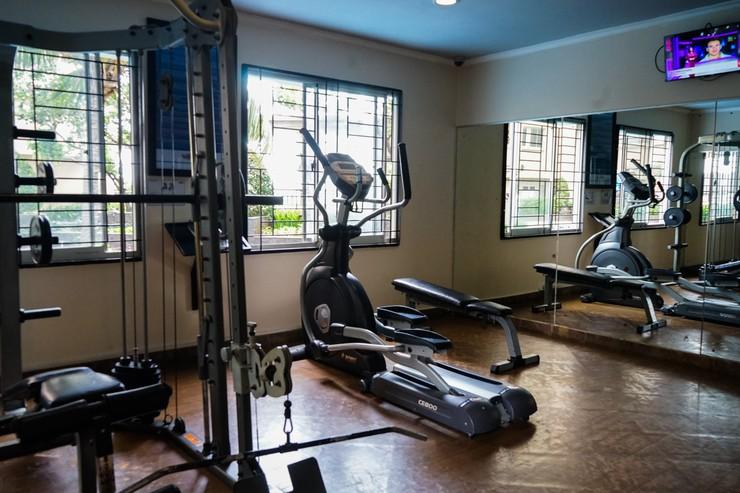 Ancol Marina Apartment By Travelio Jakarta - Gym
