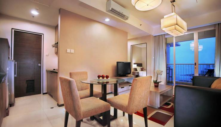 Aston Balikpapan - Executive suite