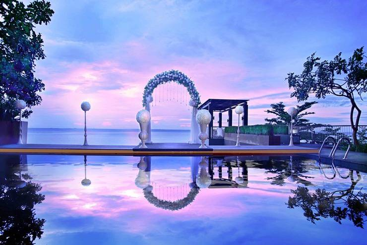 Aston Balikpapan - Wedding Pool