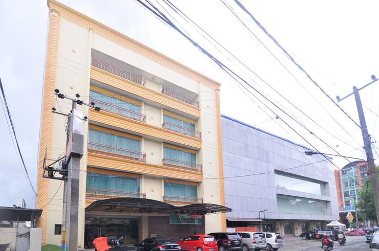 Airy Ujung Pandang Maricaya Kijang Makassar - Hotel Building