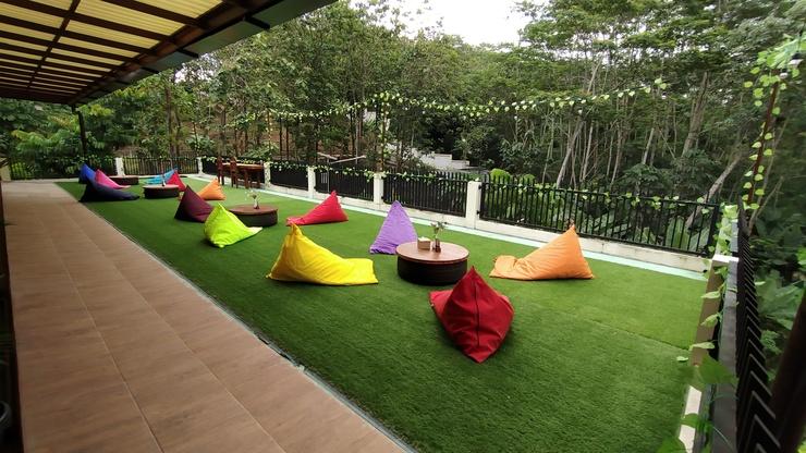 Kasuari Exotic Resort Magelang Magelang - Restaurant