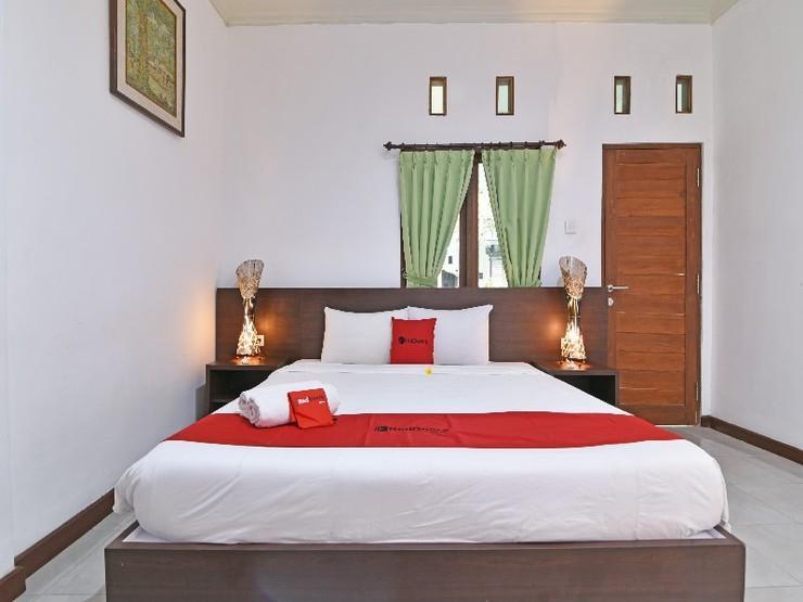 RedDoorz @ Sayan Ubud Bali - Guestroom