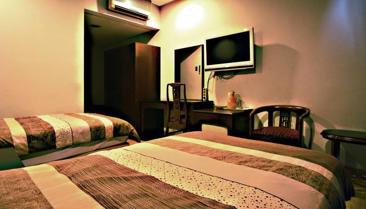 Hotel Atlantic Jakarta - Kamar Superior Twin