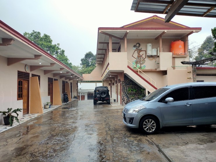 Hotel Arjuna Sari Bandungan Semarang - Hotel Around