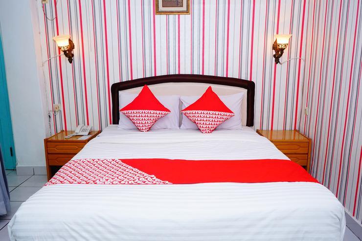OYO 358 Hotel Martani Belitung  Belitung - BEDROOM