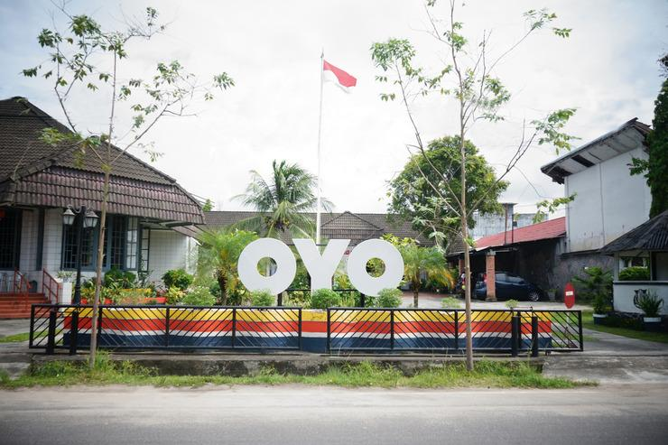 OYO 358 Hotel Martani Belitung  Belitung - FACADE