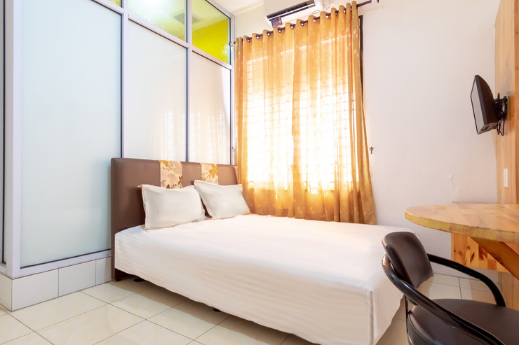 OYO 2560 VJ Living Syariah Medan - Bedroom Dlx/Dbl