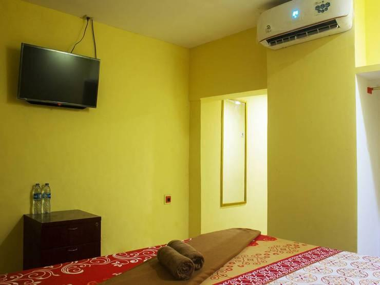 New Priok Indah Syariah Hotel Jakarta - Kamar