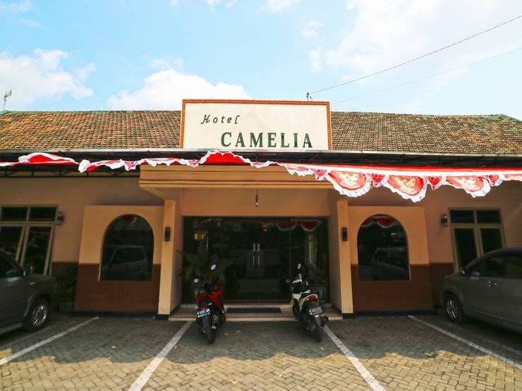Camelia Hotel Malang - Appearance