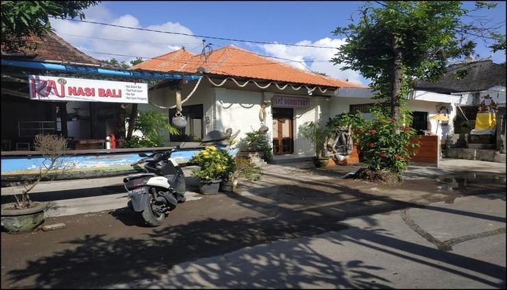 Hostel Rai Dormitory Bali - exterior