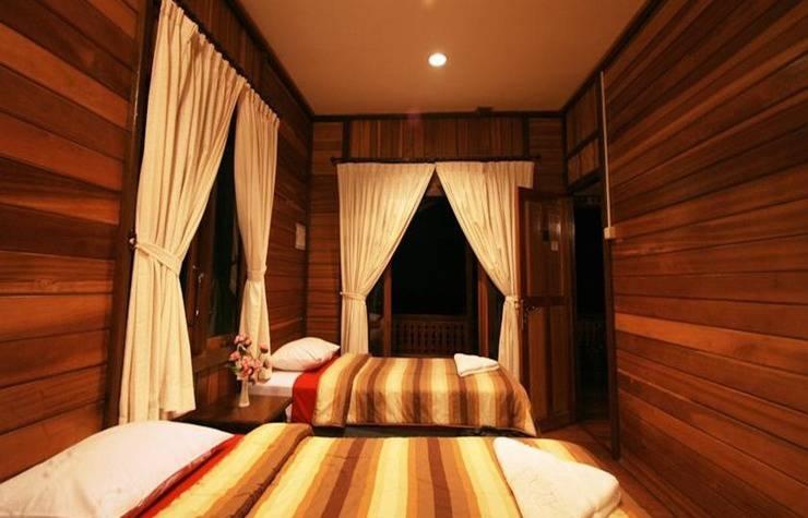 Jambuluwuk Puncak Resort Bogor - Kamar tamu